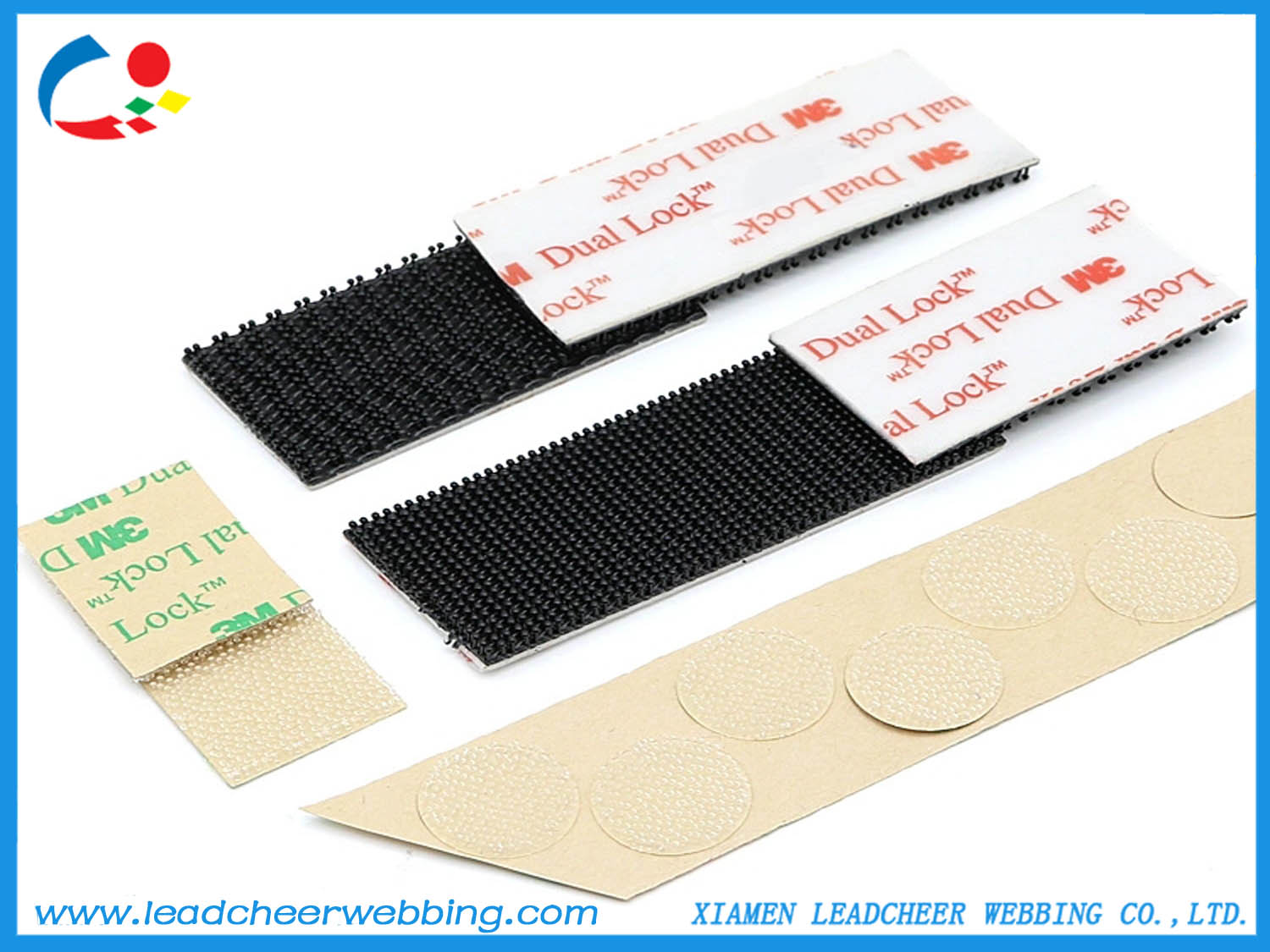 adhesive backed Hook and Loop tapes