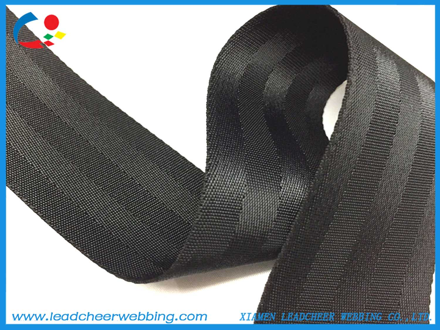 High Tenacity Vehicle Safety Belts 47mm