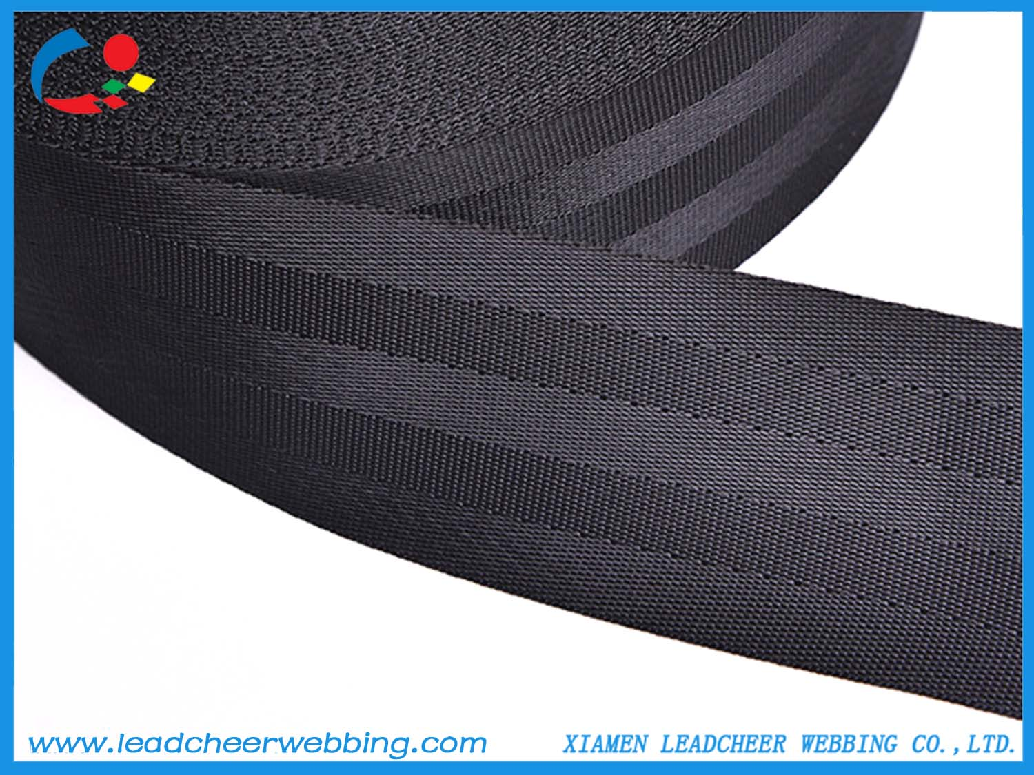 car seat belts polyester webbing